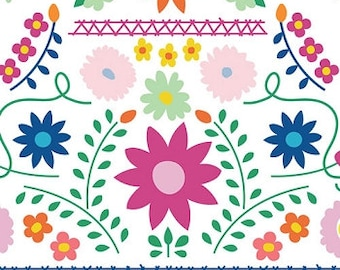 Art Gallery Fabrics | Mexican Dress Morning