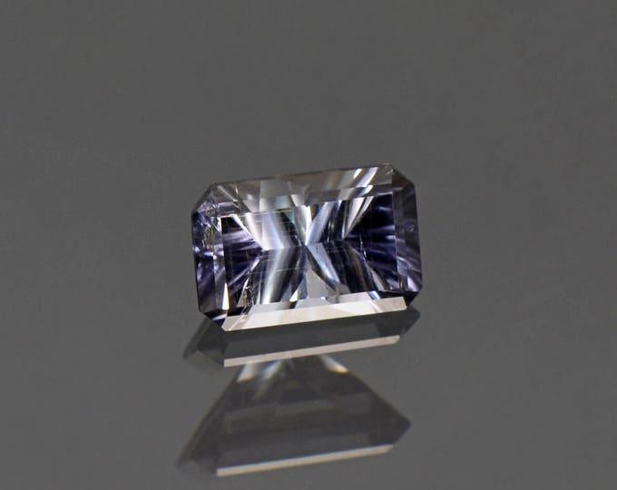 Pretty Silvery Purple Tourmaline Gemstone from Brazil 1.60 cts.