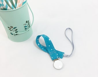 Pacifier collection Blue Star