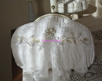 bag shabby Lopez and old lace