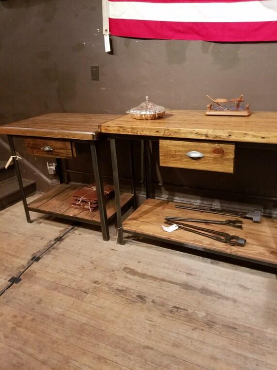 Isla de cocina cocina carnicero de Block Island bolera