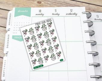 Ellie Pay Day | Pay Day, Money, Shopping, Emoti, Vinyl Sticker, Function Stickers, Erin Condren, Happy Planner, Planner Stickers || A025