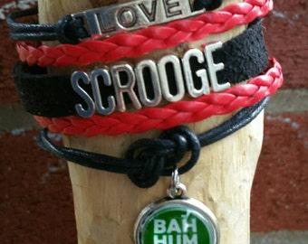 Infinity love Scrooge bracelet