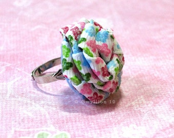 Spring Blossom Rose Ring