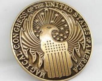 SP001 Elegant Fantastic Beasts pin