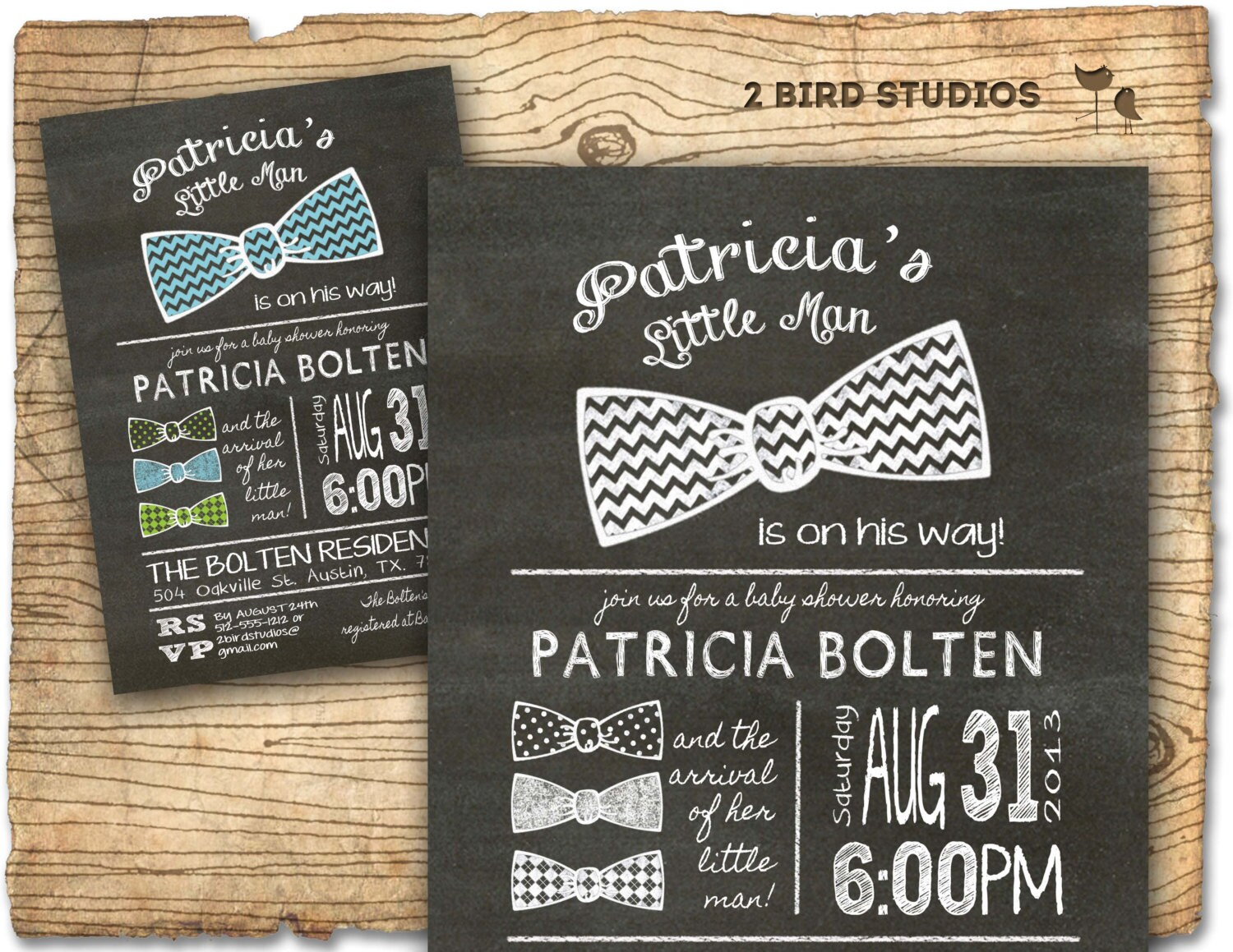 Baby shower invitation bow tie little man baby shower zoom filmwisefo