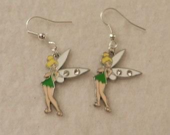 So Cute! Fairy Series Charm Earrings  V6