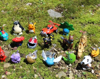 On Sale Pipes for Month of June! Select from Photos, While Supplies Last! Pokemon Dragon Cat Pipe