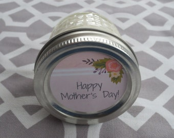 Mother's Day Candle- 4 oz Candle- Scented Soy Candle-Mother's Day Gift