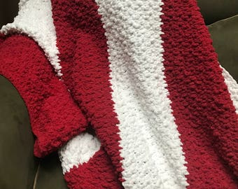 Plush Chantilly Blanket