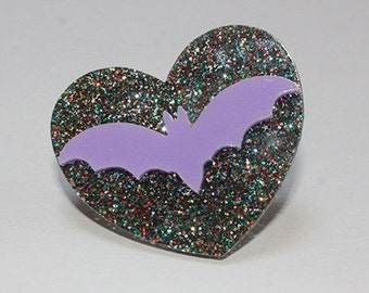 Hearts with Bats