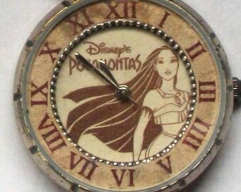 Disney Pocahontas Watch! Rare and Out of Production! In Original Packaging! new!