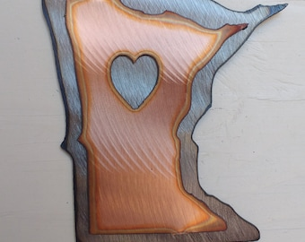 Minnesota Mini Sculpture