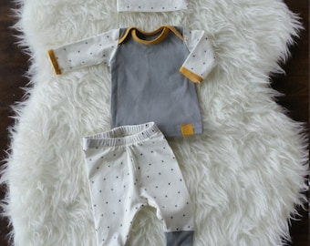 Baby Boy coming home outfit / hospital outfit / take home outfit / newborn outfit