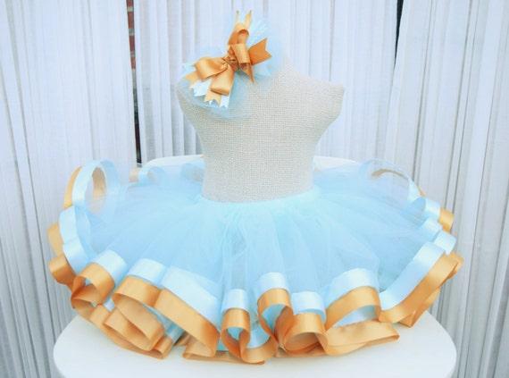 Arabian Princess Tutu - Jasmine Princess Costume