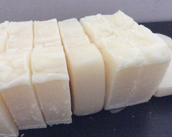 3 Pack Coconut Oil Laundry Bars, Coconut Oil Soap, Bar, Stain Stick, Vegan Soap, Laundry Soap 4.5 oz. bars #LBCU00