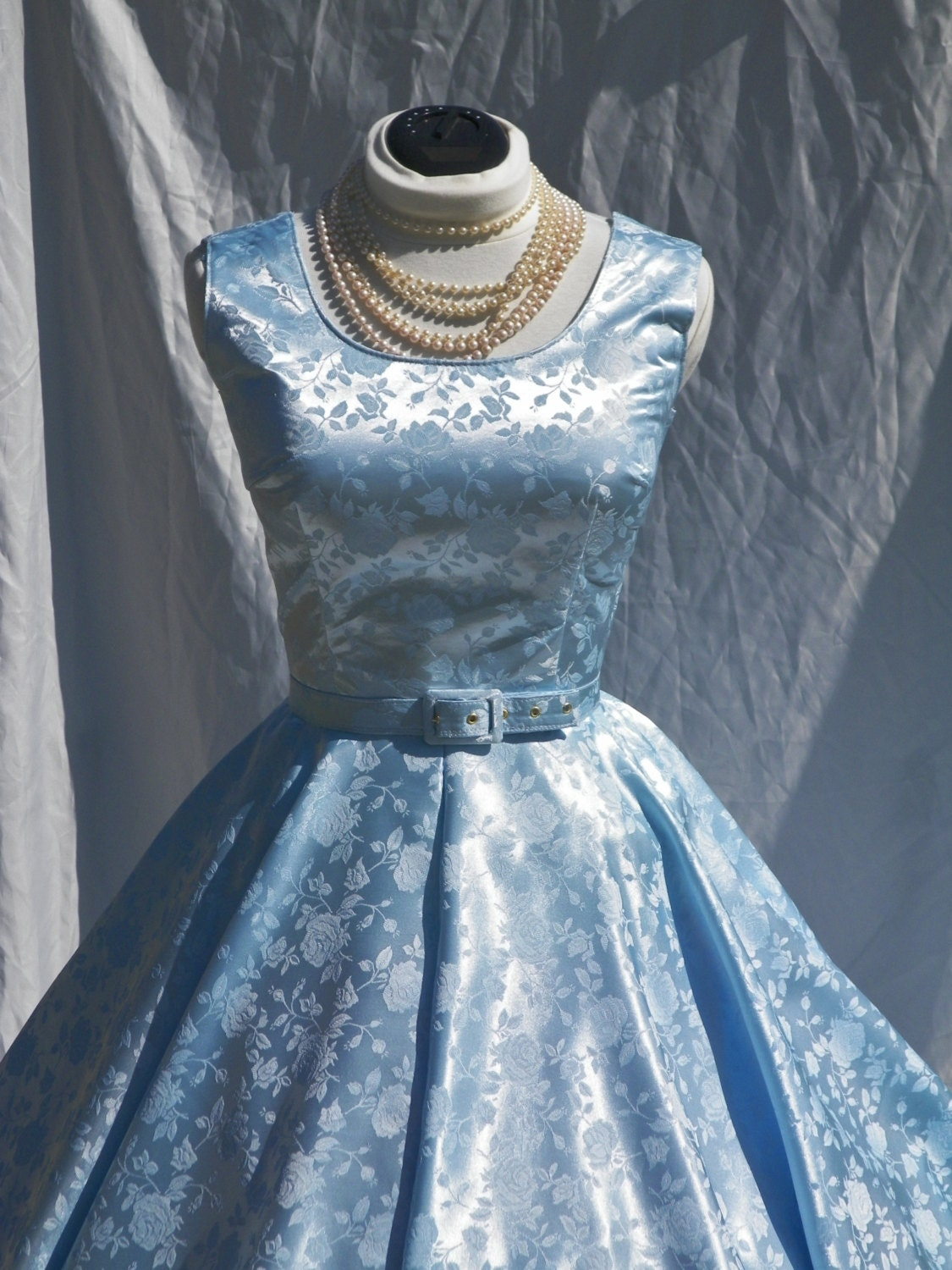 1950s 50s Vintage Inspired Wedding Formal Cocktail Retro Party Mad ...
