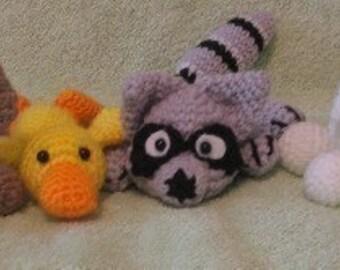 LazyDays 3 crochet pattern