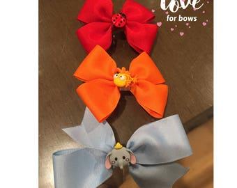 Set of 3 bows