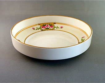Vintage Hand Painted Nippon Bowl