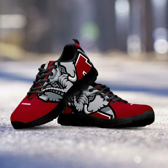 78612494d9382b Tide Shoes Unofficial Sneakers Kids Fan Men Sizes Trainers Running gift  Alabama football basketball Custom Ladies ...