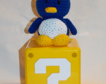 Penguin Suit Power Up Crochet Pattern From Super Mario Bros