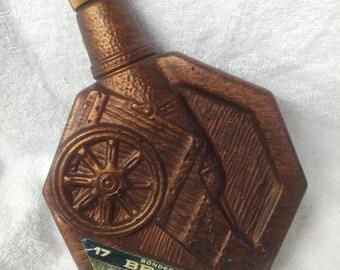 Jim Beam 1795 Copper Cannon