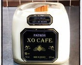Patron Tequila bottle Candle,