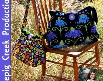 Boho Bag Sewing Pattern