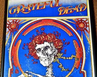 Glittered Grateful Dead Record Album