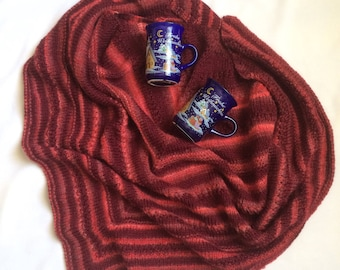Warm Woman's Hat and Bactus