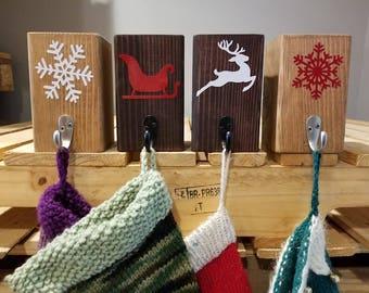 Holiday Stocking Holder
