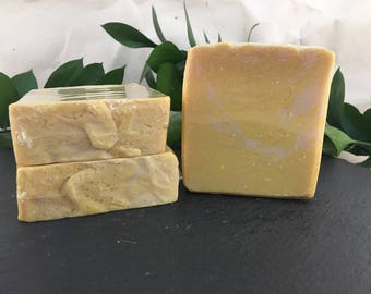 Mimosa Vegan Cold Process Soap