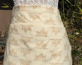 "Handmade, Women's Beautiful ""Downton Abby"" Gardening Apron"