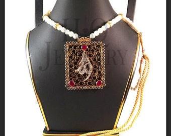 Kundan Necklace Allaha