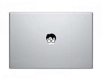 Macbook Laptop Sticker - Harry Potter