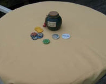 Pad Felt Disk for Poker table cloth covers