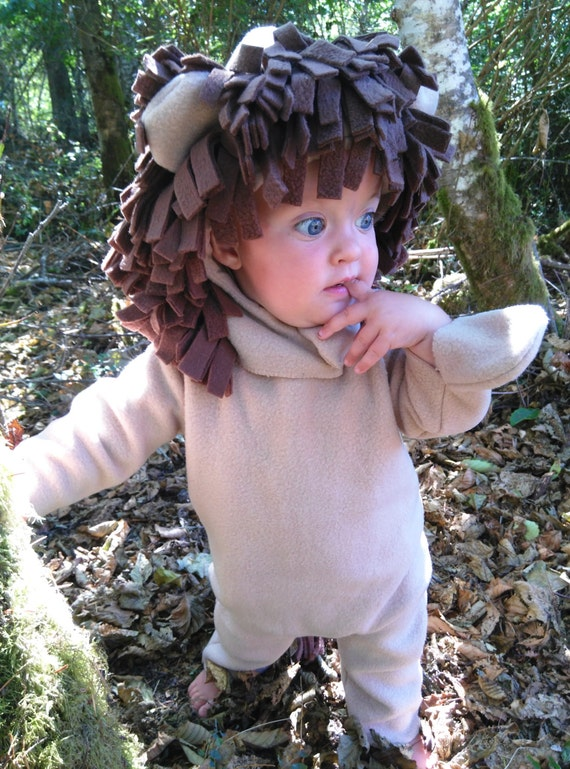 sc 1 st  Etsy & Lion Halloween Baby Costume infant costume Babies First