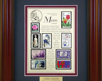 Moms 1932 - Personalized Framed Collectible (A Great Gift Idea)