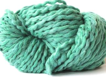 Bulky Yarn, Chunky Yarn, Blanket Yarn, Kn Yarn, Hand Knitting Yarn, POPO Yarn, Super Bulky Yarn, Wool Yarn, Craft, Mint Julip Yarn