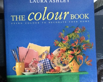 Laura Ashley Book - The Colour Book