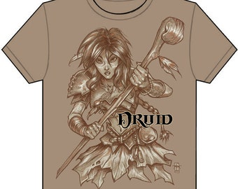 Classic Classes Druid T-Shirt