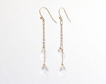 Statement Earrings • Bridesmaids Gifts • Wedding Earrings • Crystal Earrings • Druzy • Gemstone Earrings • Bridal Earrings