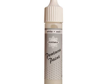 Terrain Pontura blanc_PON01 10ml tube