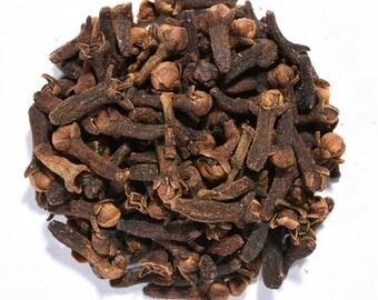 CLOVE | Organic Herbal Tea | Loose Leaf or Tea Bags | Tea Tins | Eco-Friendly Packaging
