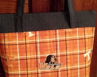 Tennesee Volunteer fan purse