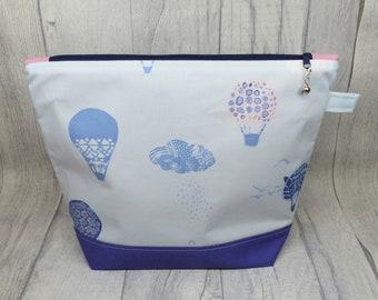Hot air balloon project bag