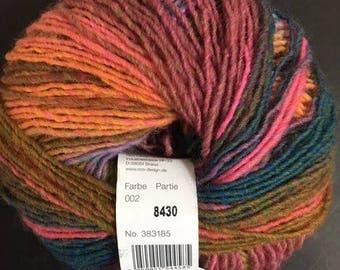 Ball of yarn knitting CREATIVE mix DK # 2 - RICO Design