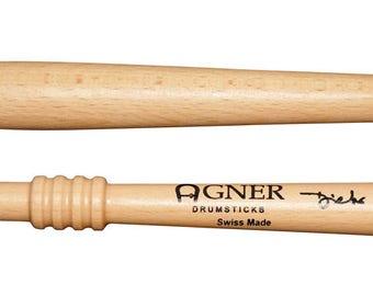 Agner Drumsticks Baroque Schlegel Beechwood