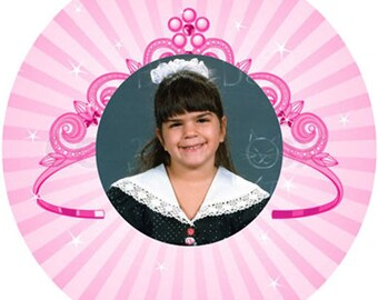 Princess Tiara Balloon